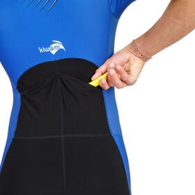 KiWAMi Prima LD Aero Suit Unisex black/blue
